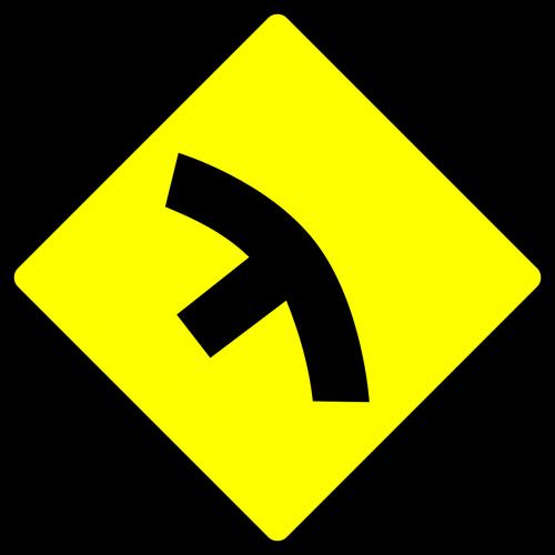 kreivės,gatvė,kelias,įspėjimas,eismas,kreivė,gabenimas,nemokama vektorinė grafika