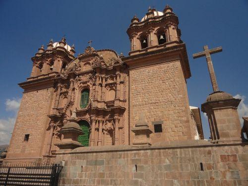 cusco religion san sebastian