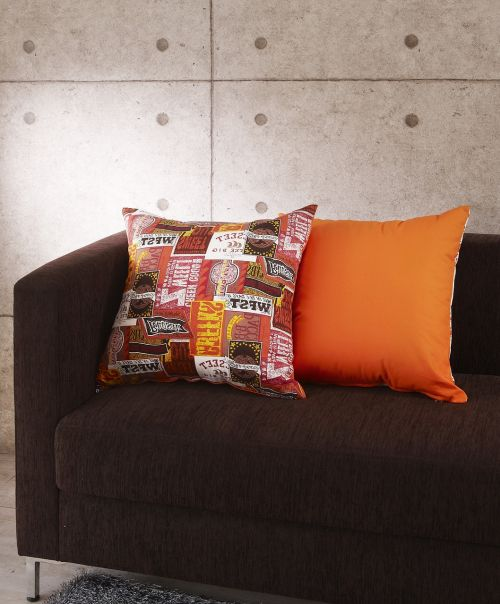 cushion cushions fabric sofa