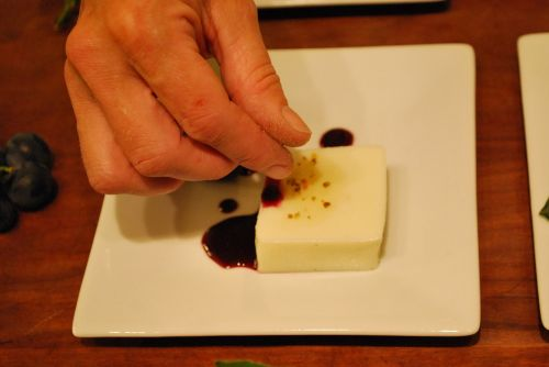 custard food dessert