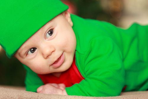 Cute Baby Elf