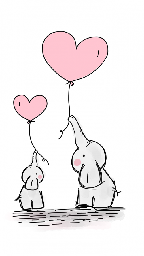 cute elephants elephant balloons