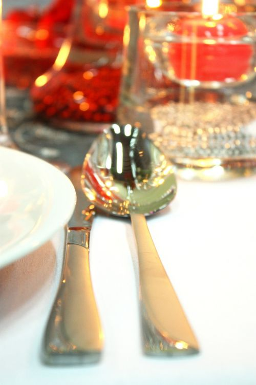 cutlery tableware glass