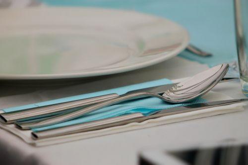 cutlery spoon knife