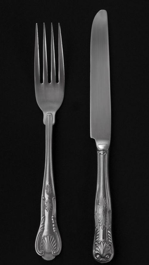 cutlery no one knife