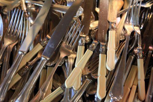 cutlery knife cutlery set
