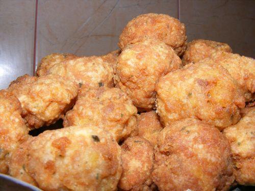cutlets pork potato