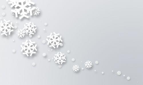 Cutout Snowflakes