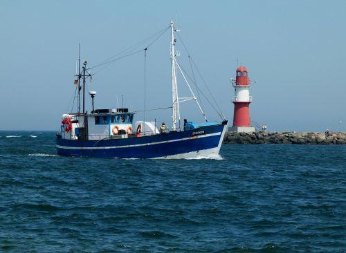 cutter fishing warnemünde