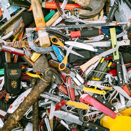 cutter hammer hand tools