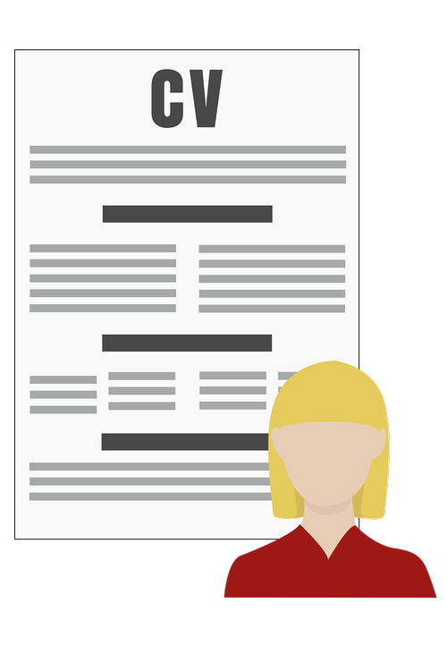 cv  resume  employment
