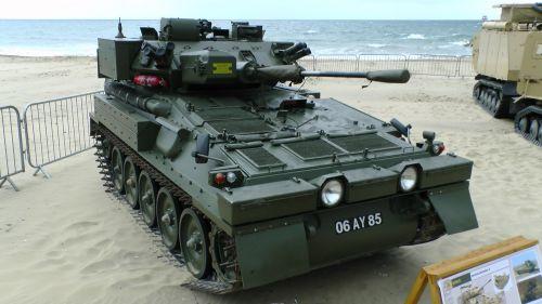 CVR(T) Combat Scimitar 2