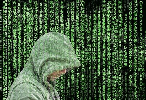 cyber security  hacker  online