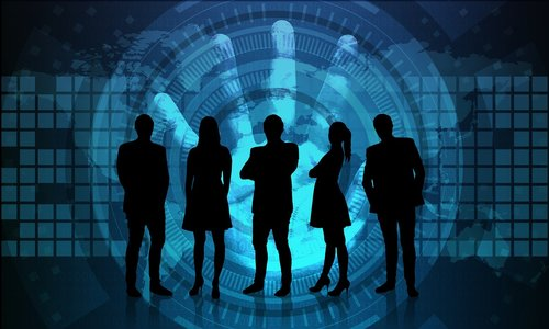 cyber security  business  corporate
