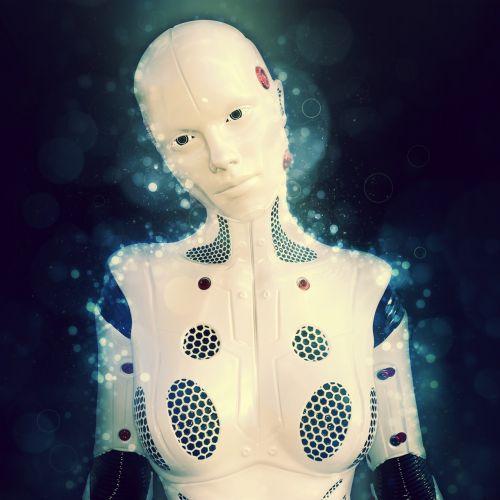 cyborg artificial intelligence robot