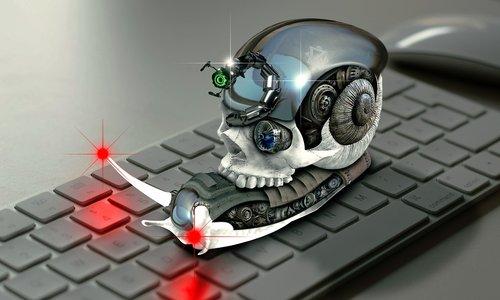 cyborg  machine  robotic