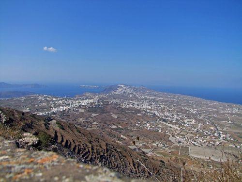 cyclades greece santorini