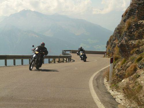 cyclamen motorcycle pass