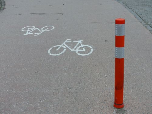 cycle path bike road