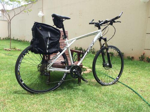 cycle tourism overcoming bike