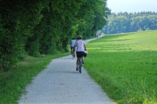 cycling cyclists bike