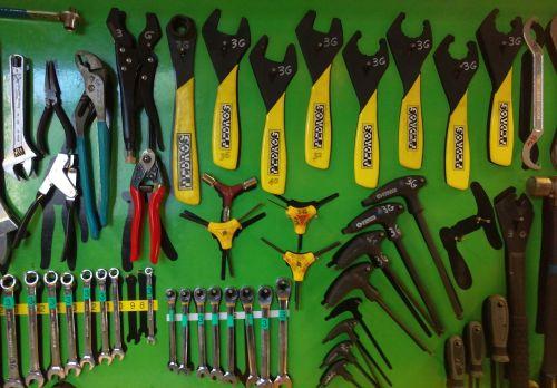 cycling tools cycle