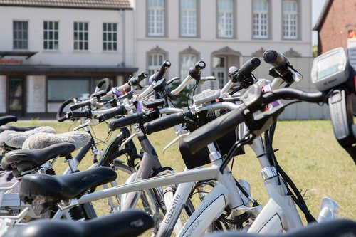 cycling  bicycle  electric bike