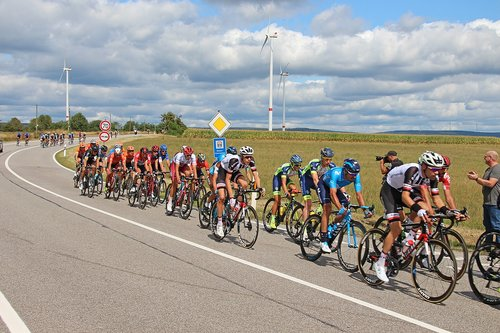 cycling  sport  cycling races