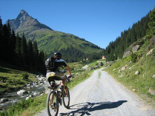cycling bike transalp