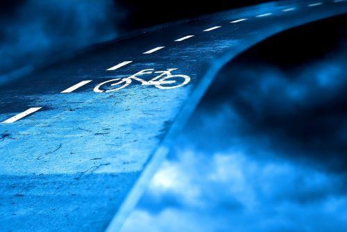 dviračių takas,kelias,dviratis,žygių takas,alėja,Dviračių takas,dviračių takas,dangus,gyvenimas,mirtis,dvasia,mėlynas,debesys