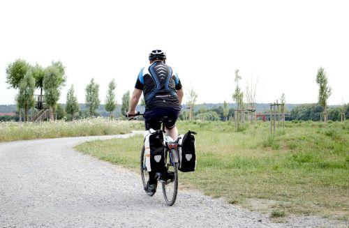 cyclists bike cycling