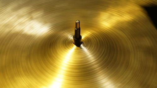 cymbal music drums