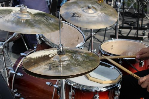 cymbals percussion music