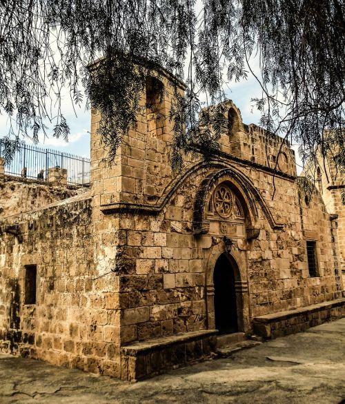 cyprus ayia napa monastery