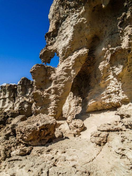 Kipras,cavo greko,Rokas,uolos