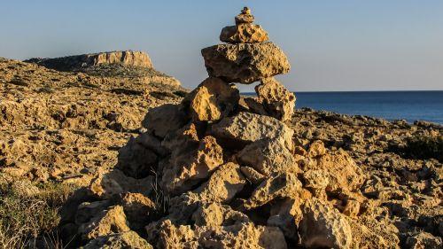 cyprus cavo greko landscape