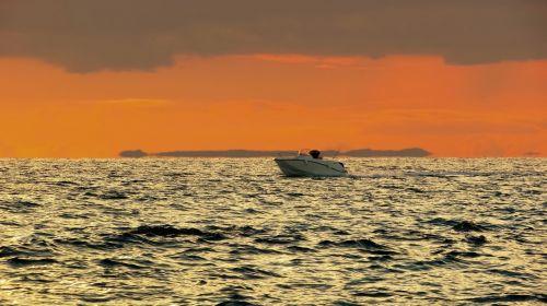 cyprus ayia napa sunset