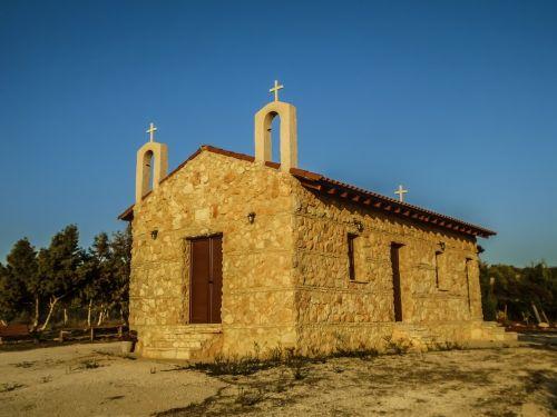 cyprus ayia napa chapel