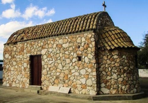 cyprus chapel old