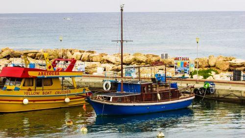 cyprus protaras harbour