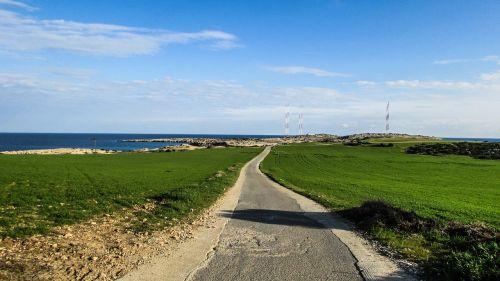 cyprus cavo greko road