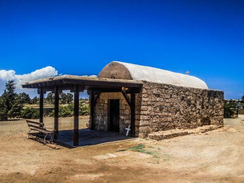 cyprus liopetri chapel