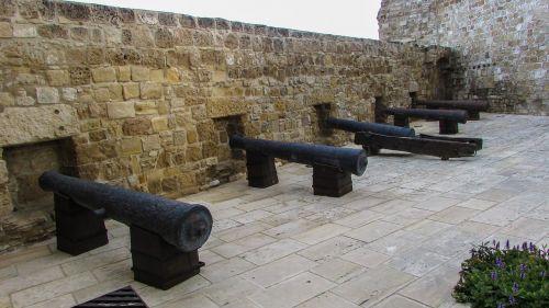 cyprus larnaca fortress
