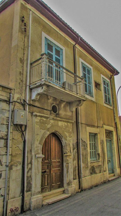 cyprus larnaca old city