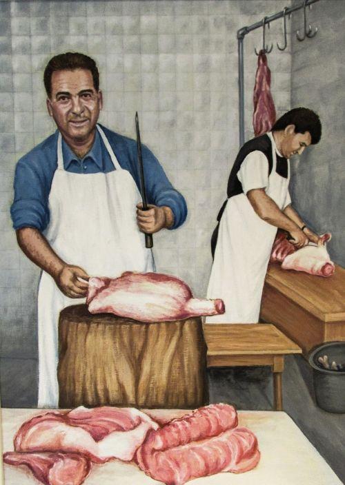 cyprus traditional butchery