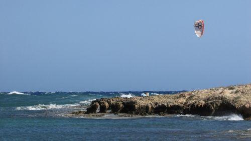 cyprus ayia napa windsurfing