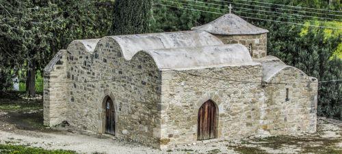 cyprus kolossi ayios efstathios