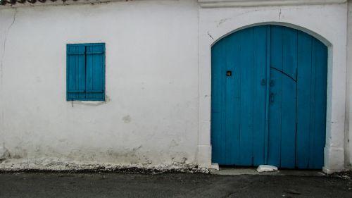 cyprus xylotymbou old house