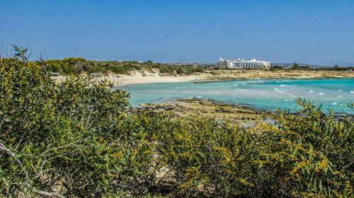 cyprus ayia napa lanta beach