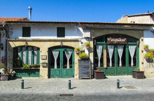 cyprus larnaca old town